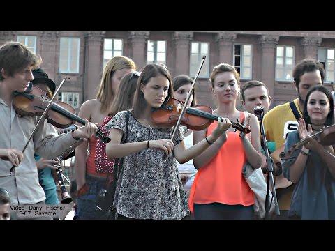 Papyros'N Balsika en concert à Saverne (4)  - vidéo Dany Fischer