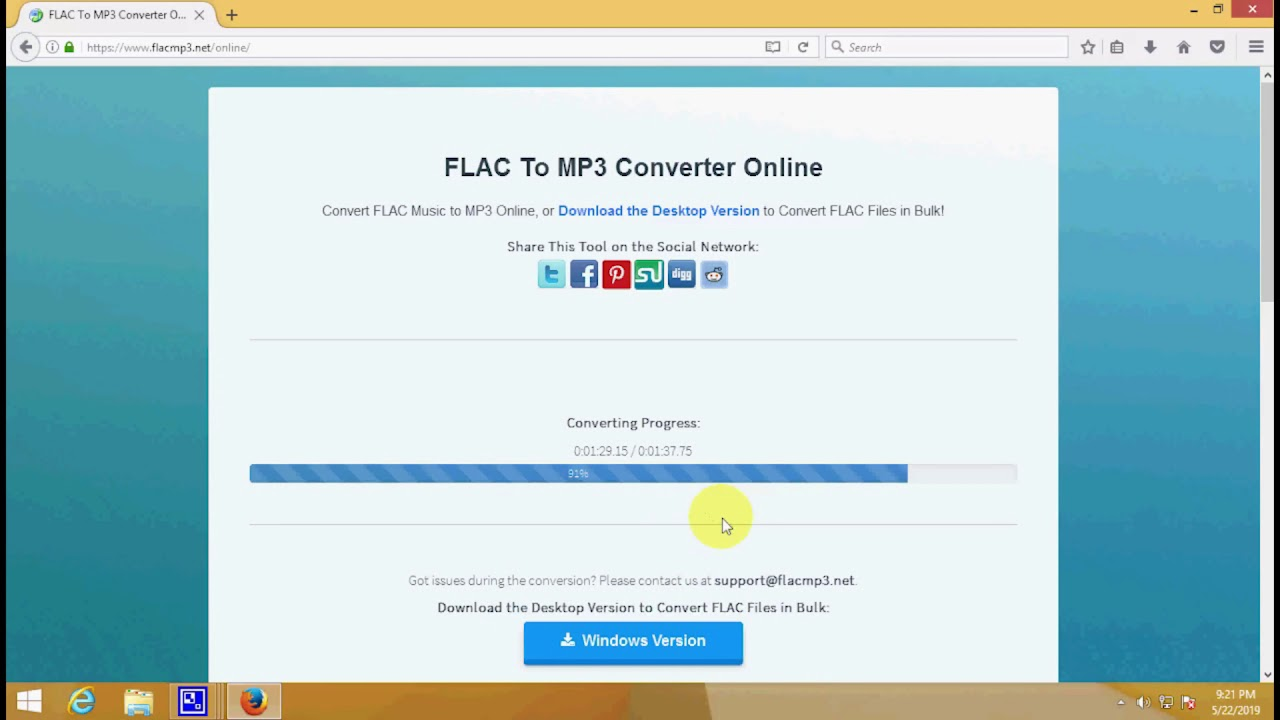 Convert Audio Files From Flac To Mp3
