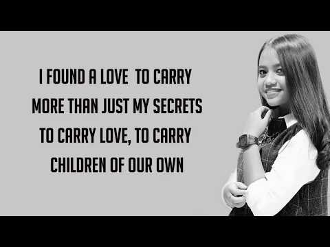 Perfect Cover by Hanin Dhiya Lyrics - Ed sheeran