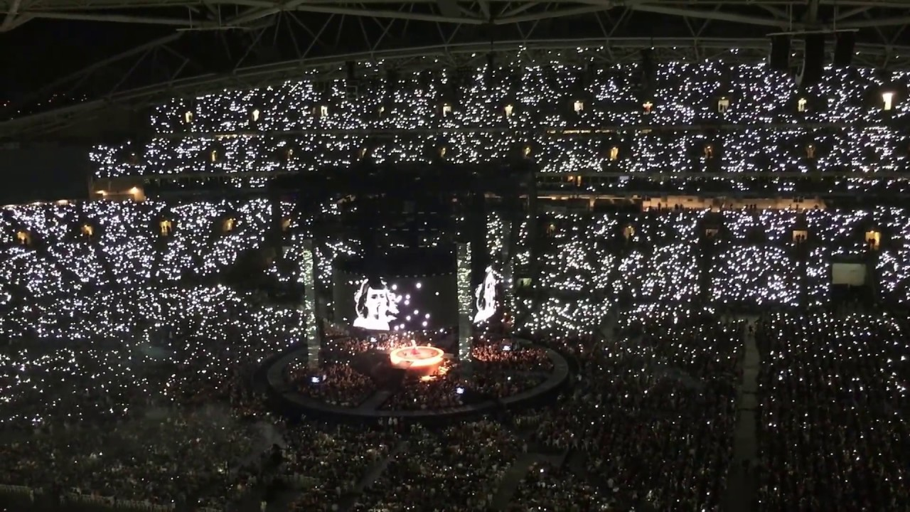 The biggest concert ever 23