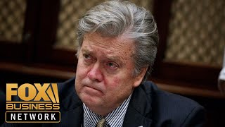 Steve Bannon: China was not prepared to have Trump in office