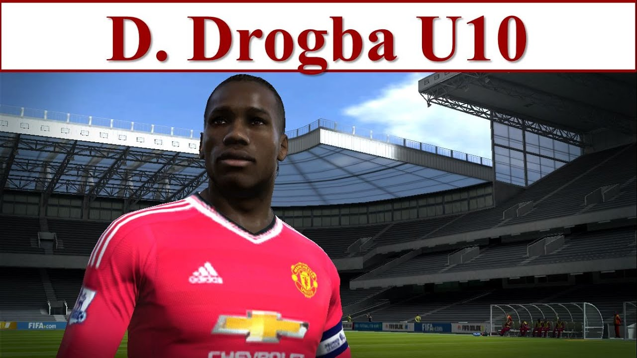 "I Love FO3 | Didier Drogba U10 Review Fifa Online 3 New Engine Sau Big Update: ""Voi Rừng"" Tái Xuất"