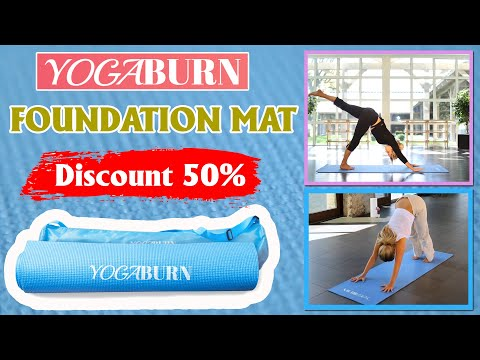 yoga-burn-foundation-mat-review---yoga-burn-foundation-mat-discount-$60