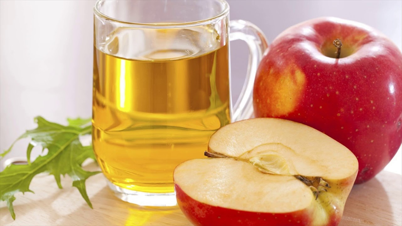 Apple Cider Vinegar Cleanses The Lymphatic System- How To Use - YouTube