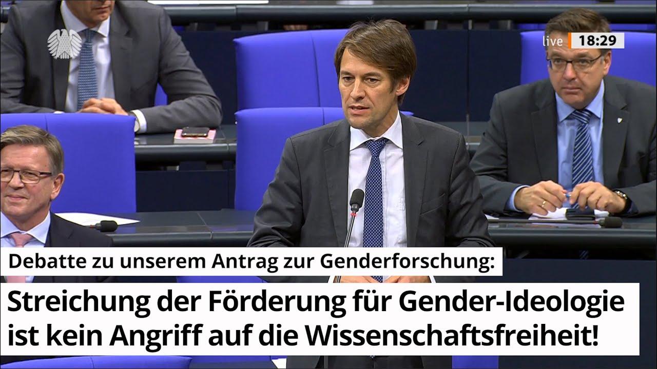 17.12.2020 Debatte zu unserem Antrag zur Genderforschung