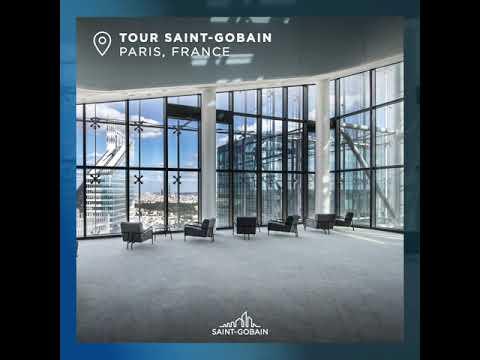 #TourSaintGobain : découvrez l'espace Plein-ciel - #SaintGobainTower: discover the plein-ciel space