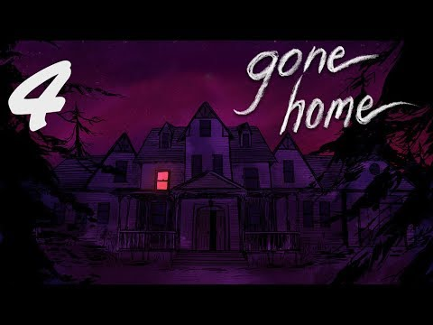 THE FIRST MATE - Gone Home (Part 4)