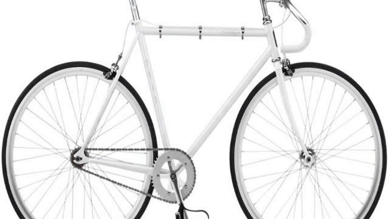 bicycle fuji feather single speed bike 2012 youtube. Black Bedroom Furniture Sets. Home Design Ideas