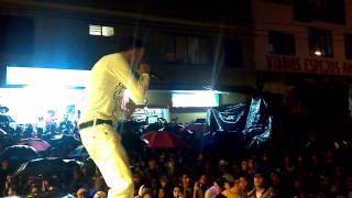 Trebol Clan Y DJ Joe Medellin, Colombia 2012