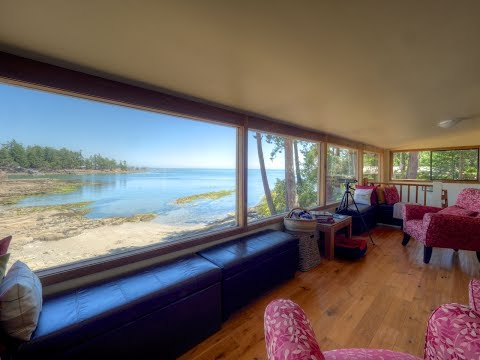 Waterfront home for Sale | Galiano Island | Stephen Foster