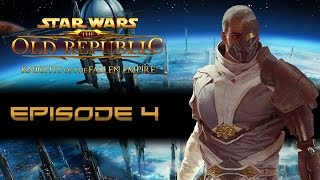 SWTOR: Knights of the Fallen Empire (Dark Side) - Episode 4 - Pursuit
