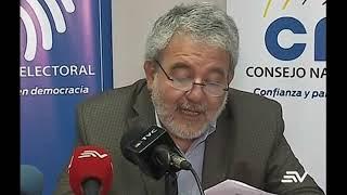 Denuncian doble contabilidad en campaña de Correa de 2013