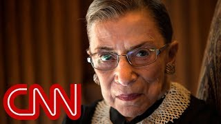 Ruth Bader Ginsburg: My life on the Supreme Court