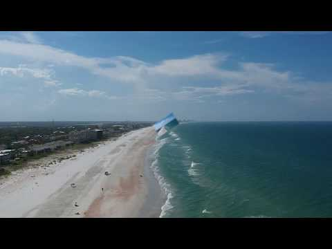Ponce Inlet with DJI Spark