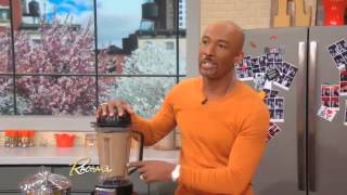 Montel Williams on Rachael Ray - Montel