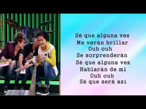 La Roller Band - Alzo Mi Bandera (Letra) - Soy Luna