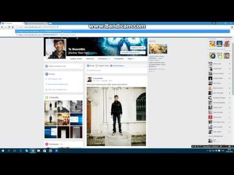 Facebookta Profilime Kimler Bakmış? 2016