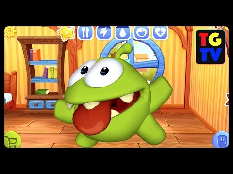 My Om Nom for iOS - Levels 5-10
