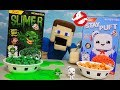 GHOSTBUSTERS Afterlife CEREAL!! Slimer & Stay Puft Funko Breakfast Unboxing
