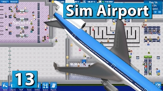 Sim Airport ► Grosser Versuch ► Der Flughafen Bau und Management Simulator #13