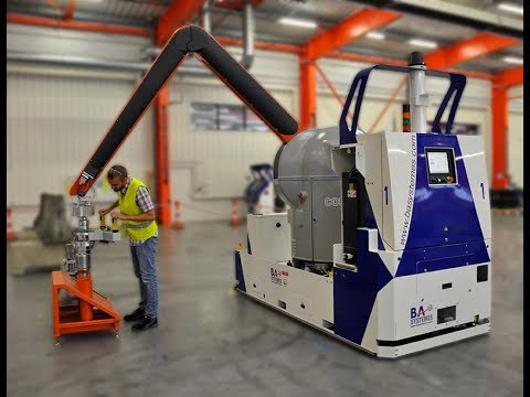 PRC2, 1st mobile cobot in Europe