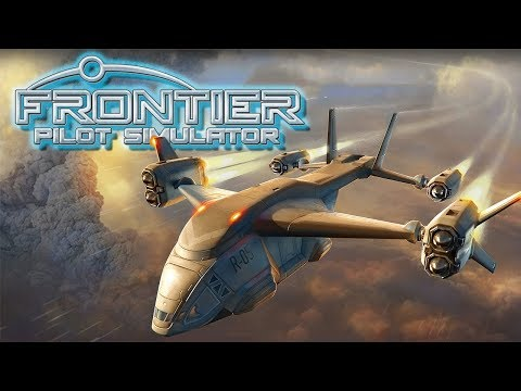 Futuristic Delivery Service! - Frontier Pilot Simulator Gameplay - Early Access