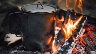 Campfire Cooking & Bushcraft on the Wild West Coast