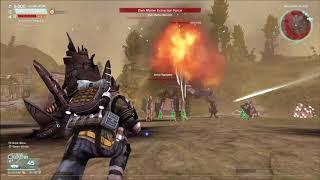 Defiance Gameplay 6/9/2018, Dark Matter Extraction Force  [Major Arkfall], pc