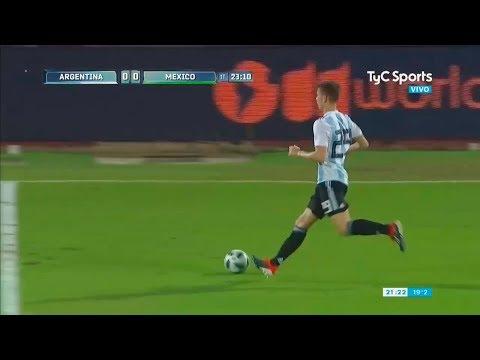 Juan Foyth MOTM vs Mexico (International Friendly) 18/19