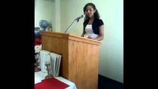 Cheyenne Singing 2013