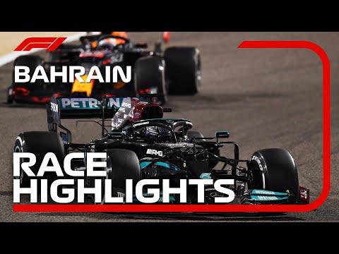 Race Highlights   2021 Bahrain Grand Prix