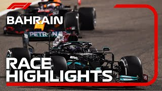 Race Highlights | 2021 Bahrain Grand Prix
