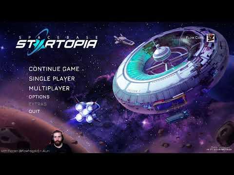 Spacebase Startopia - Steam Beta Release Stream