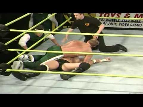 CM Punk vs. Ken Doane [OVW Heavyweight Title Tournament First Round]