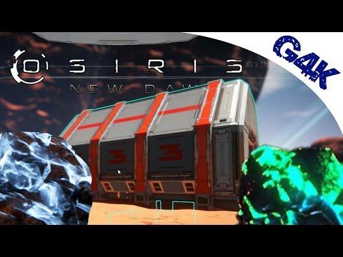 CAVES, LITHIUM & DIAMONDS | Osiris New Dawn - Dawn of Aziel | S03E05
