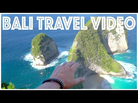 Tropical Island Paradise  - Bali Travel Video