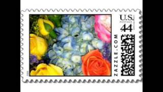 Perfect Postage Wedding Stamps @ www.perfectpostage.com