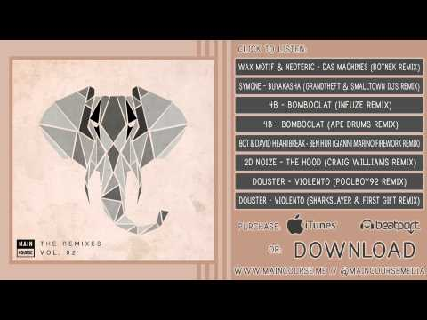 Douster - Violento ft Teki Latex (Sharkslayer & First Date Remix) (MCR-020 // Main Course)
