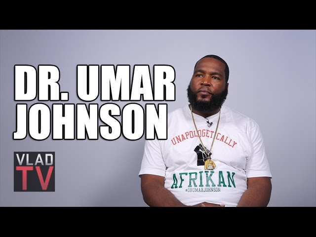 Dr. Umar Johnson: Obama Helped Every Group Except for the Black Community