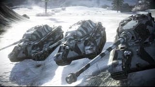 Map Madness - World of Tanks: Xbox 360 Edition - Trailer