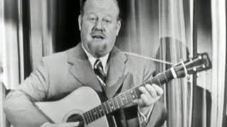"""Burl Ives """"Foggy, Foggy Dew"""" on The Ed Sullivan Show"""