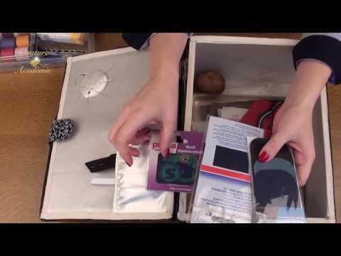 Composer sa boîte à couture ✂️📍👍 Les nécessaires pour couture et retouches.