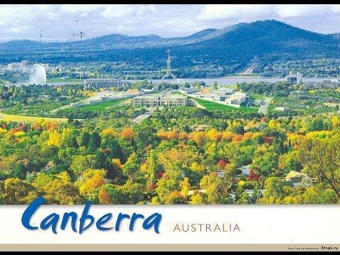 Australia, Attractions Of Canberra / Австралия, Достопримечательности Канберры