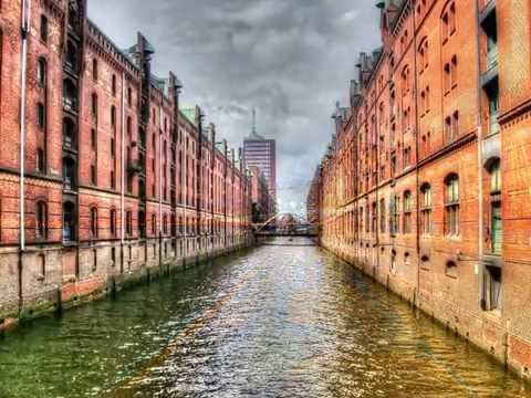 One of the Most Visited Cities in the World, Hamburg, Germany