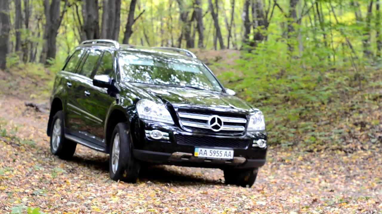 Mercedes benz gl 320 cdi 4matic youtube for 2007 mercedes benz gl320 cdi 4matic