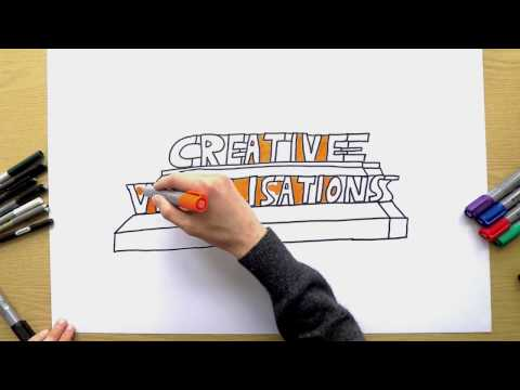 Video2web Creative Visualisations Showreel