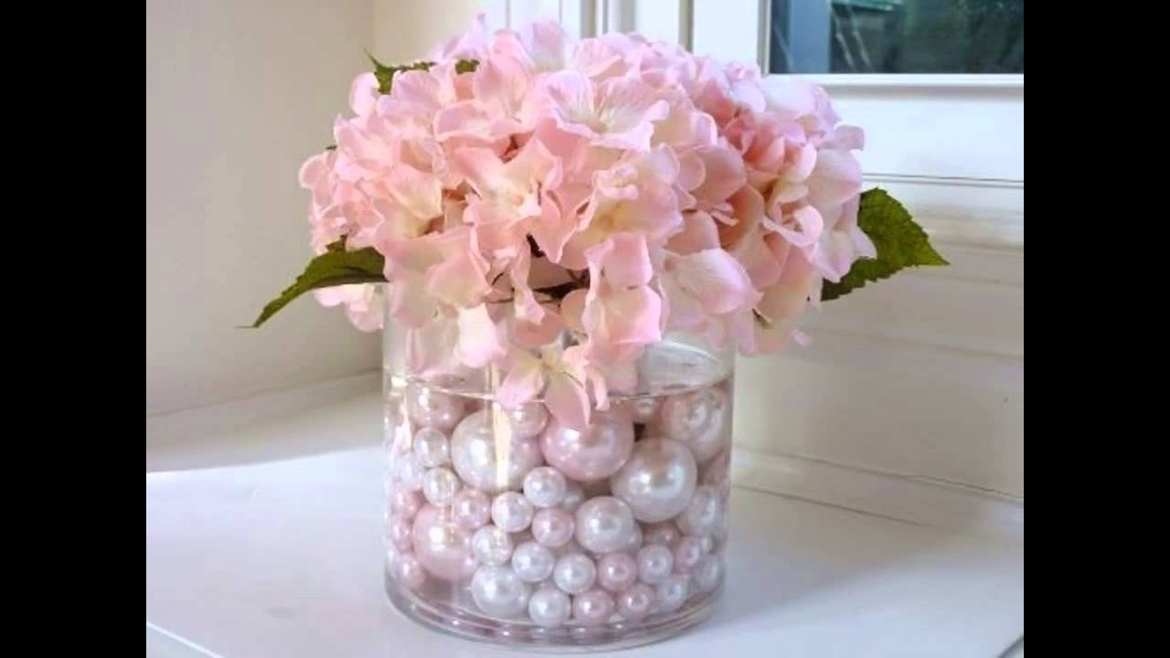 best wedding shower centerpieces ideas youtube rh youtube com Bridal Shower Decorations Baby Shower Centerpiece Ideas