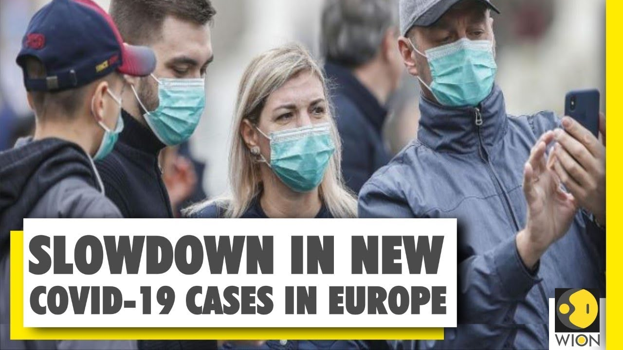Drop in COVID-19 cases across europe   Lockdown remains