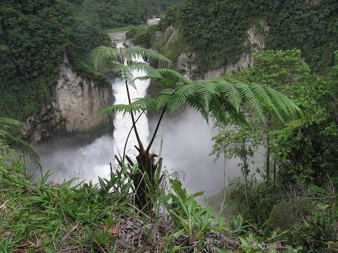 Ecuador Trip December 17, 2014 through January 4, 2015