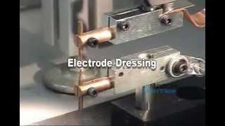 Quick training video regarding proper electrode dressing for resist...